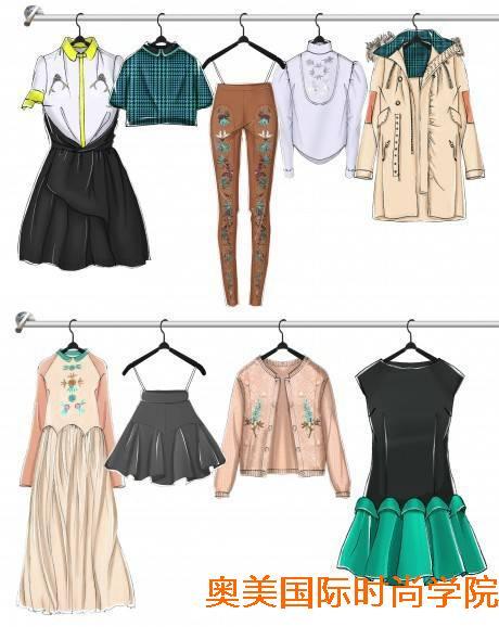 学   期 : 一个月 适用学员:服装设计师,ps爱好者